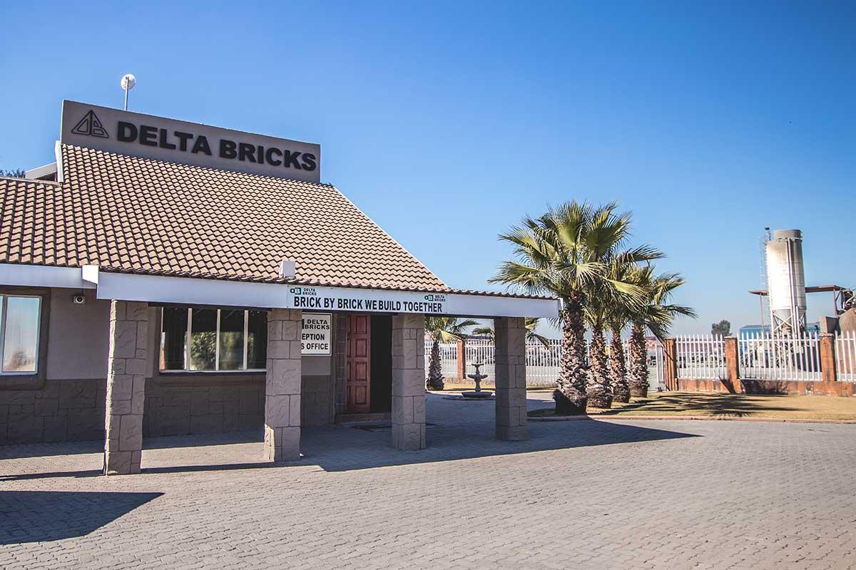 Delta-bricks